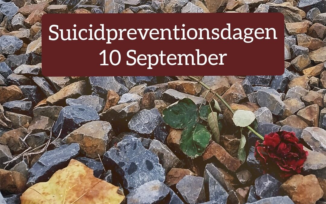 Suicidpreventionsdagen – 10 september 2020
